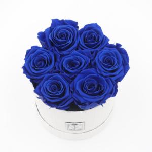 Vintage Flowerbox Ocean Blue 2