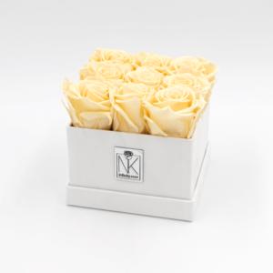 RosenboxM-Weiß-Champagner